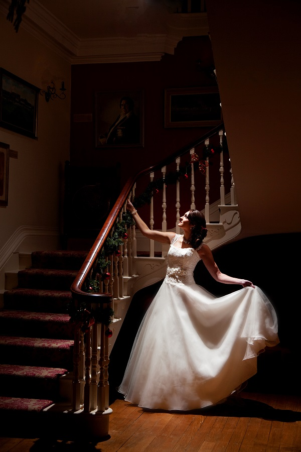 Internal Shot Bride Slightly Lighter - Deer Park