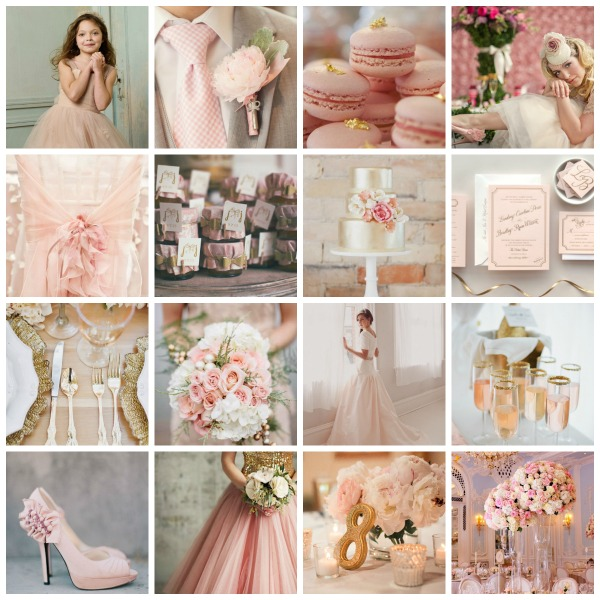 MrsPandPs Sunday Morning Cuppa ,Wedding Blog, Blog Catch up, year of creativity, blush and gold wedding moodboard, blush and gold wedding idea, blush and gold wedding styling