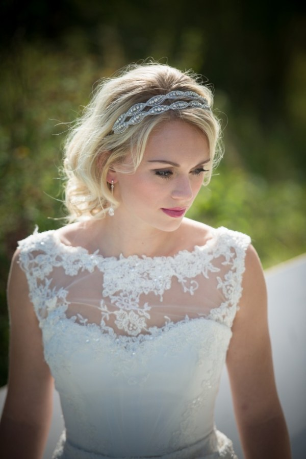 Sienna II headband, Chez Bec, bridal accessories, bridal headband, giveaway, MrsPandPs Sunday Morning Cuppa, Wedding Blog, Blog Catch up