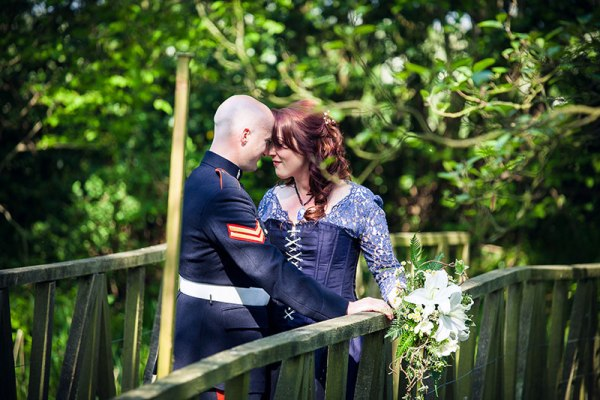 Michelham Priory Wedding, steampunk, fitzgerald photographic