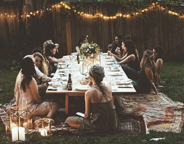 hen party ideas, chilled night in, the hen planner