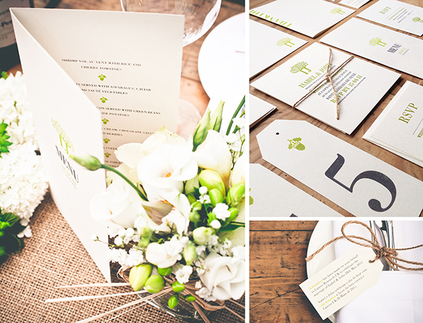 bespoke wedding stationery, oyster and pearl
