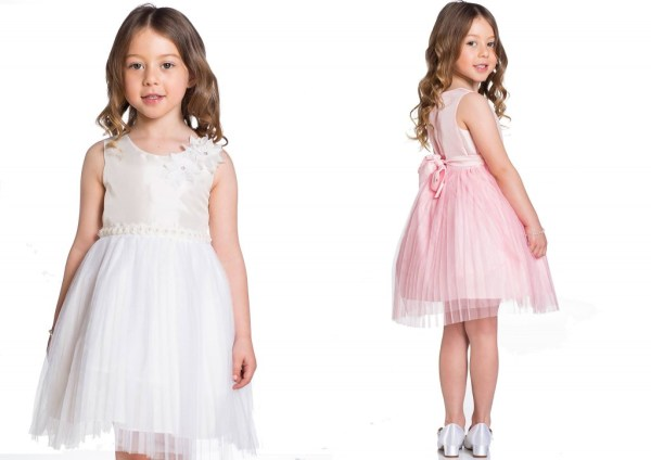 Ada dress, roco clothing, childrens formal wear