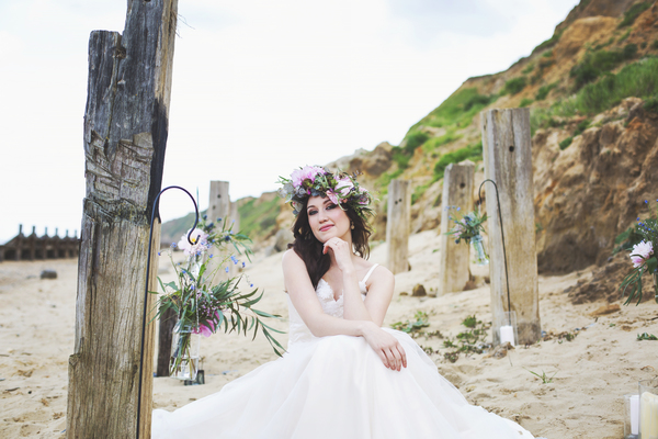 beach-bride-inspired-styled-shoot-Jessica-Elisze-Photography-Mundesley-Beach -Model-Lucy-Scarfe(12)
