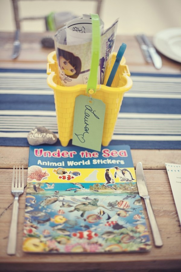 emma-lucy-photography, bucket and spade, childrens-magazine, place setting, blogging bride, giddy kipper