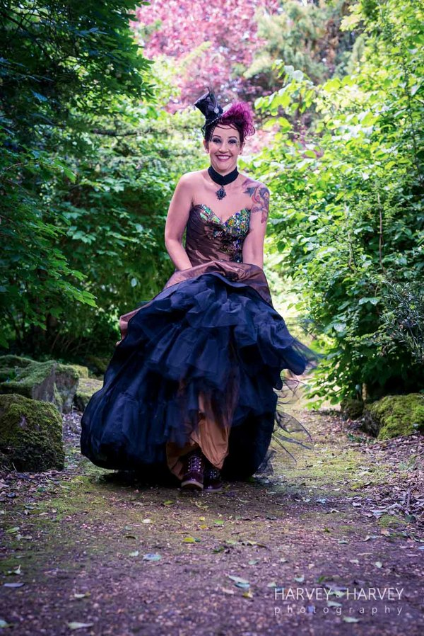 harvey-and-harvey-photography-rock-your-wedding-dress-shoot-stoke-rochford-hall-steampunk-wedding-inspiration-dolls-mad-hattery-charlotte-wesson-hair-paula-tennant-MUA (22)