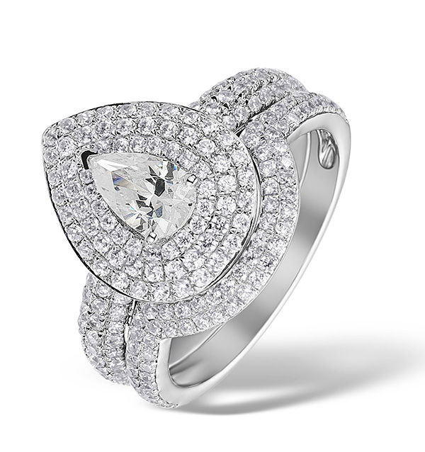 bridal sets, engagement ring, wedding ring, the diamond store, online jewellers,