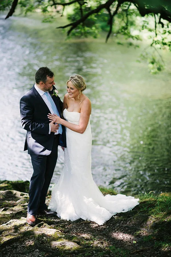 Cote-How-lake-district-wedding-intimate wedding-pronovias-wedding-dress-charlotte-mills-shoes (34)