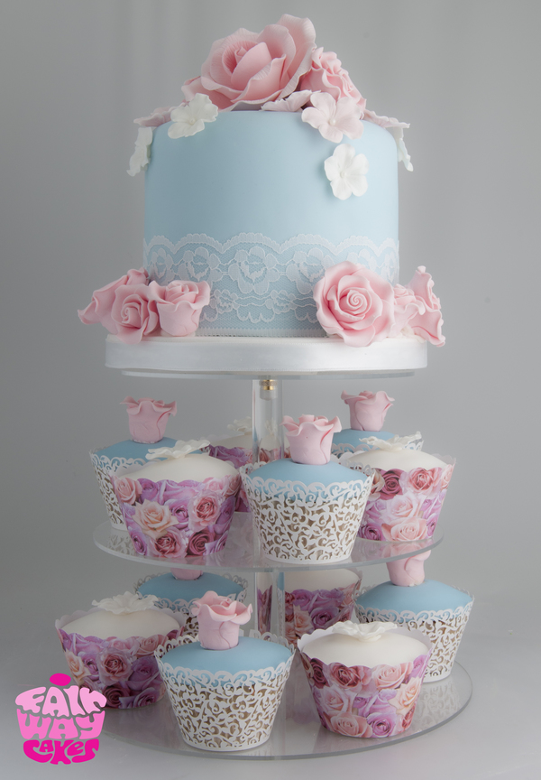 Fairway Cakes, Celebration cakes, Wedding Cakes, cupcakes, cake pops, wedding favours, cakes in jars