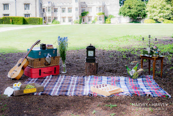 Photoshoot with Pretty Quirky at Irnham Hall