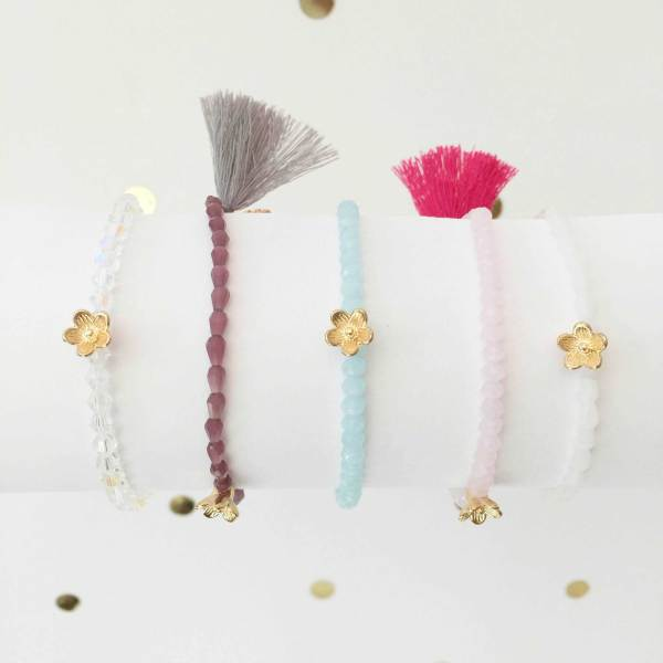 Perla-Forget-me-Knot-Bracelets,Fifth-and-Spring, headpieces, bridal headpieces, bridal accessories, bracelets