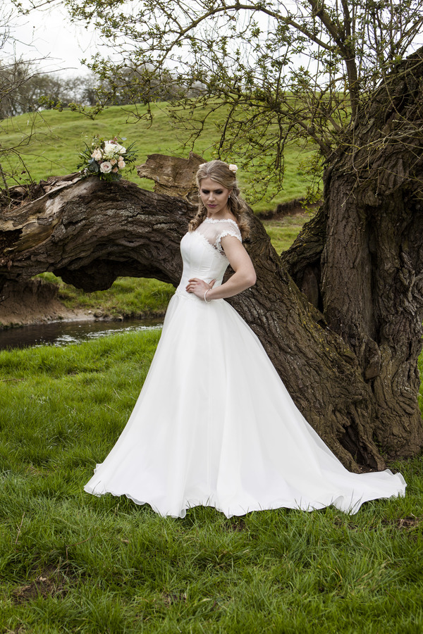 Amelia- Qiana Bridal, Regal Splendour Collection , 2017 collection, kate everall photo