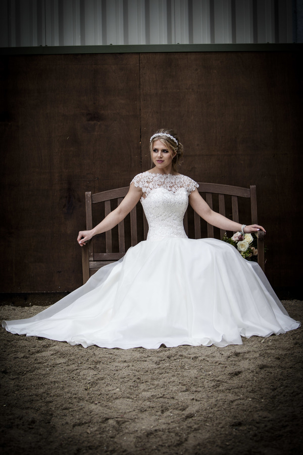 Margaret Rose. kate everall photo , qiana bridal, regal splendour collection