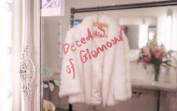 The Decades of Glamour Collection , Caroline Chamberlain , Images by Harvey & Harvey Photography