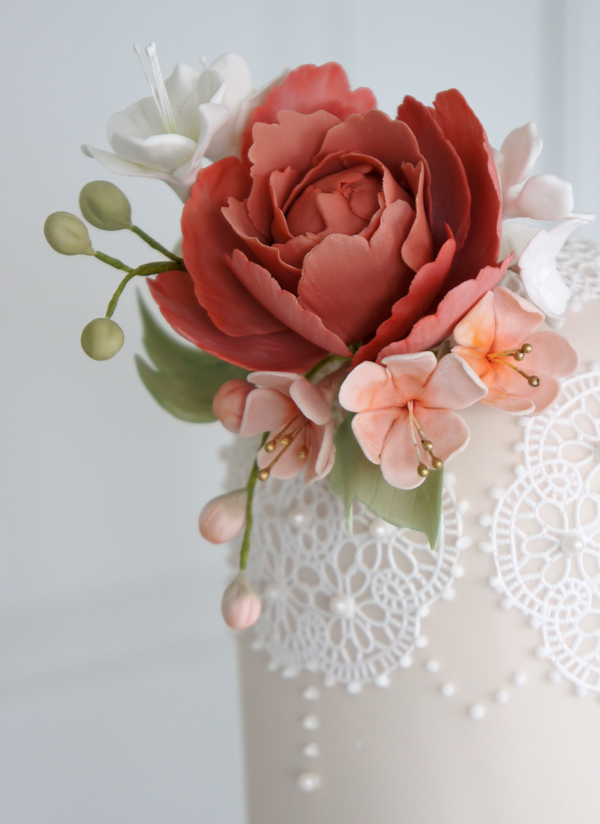 morningside bakes , celebration cakes, wedding cakes , sugar flowers
