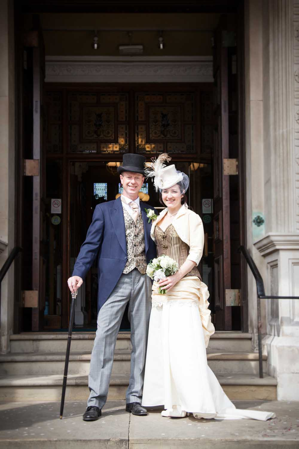 Sussexwedding, Steampunk Wedding , FitzGerald Photographic