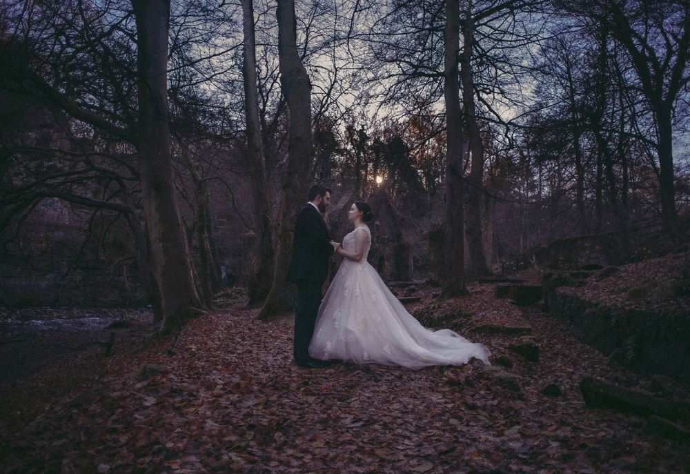 moon-rabbit-wedding-photography-autumnal-post-wedding-shoot-roslin-glen-15