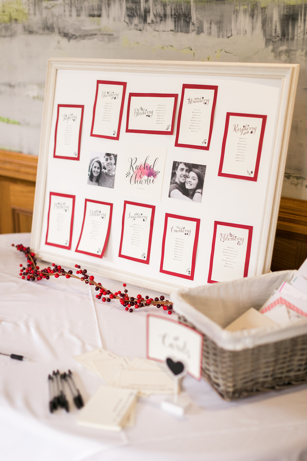 red-and-white-wedding-lancashire-wedding-gibbon-bridge-hotel-in-preston-winter-wedding-jam-table-names-hannah-k-photography-45