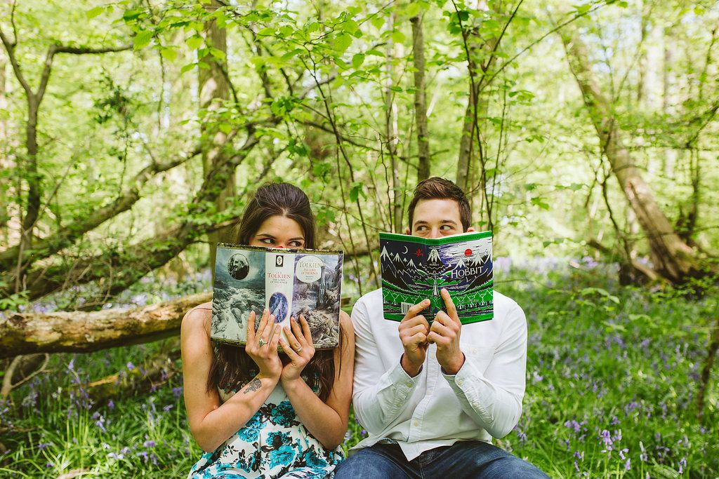 Lord of the Rings inspired Engagement shoot - Images - Clare Tam-Im Photography