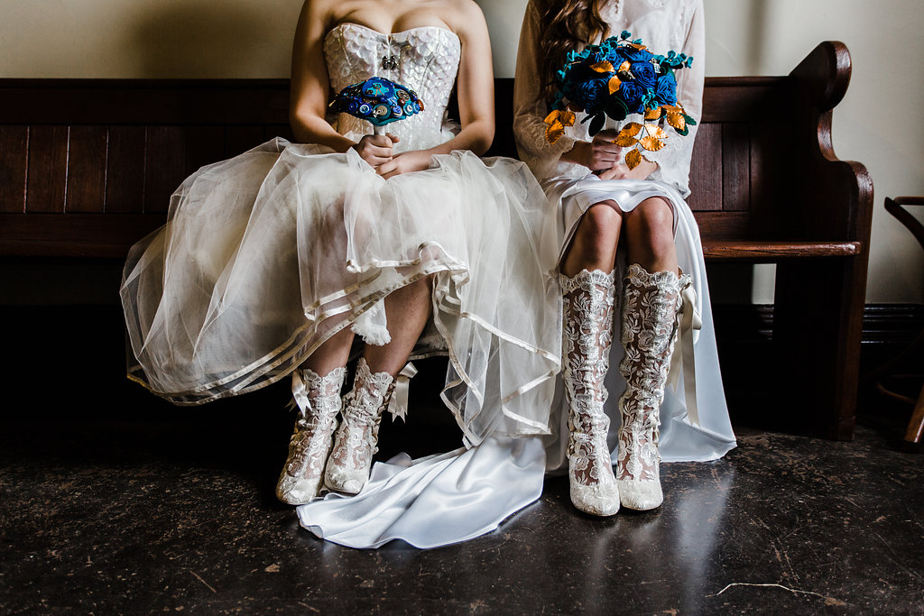 An Amazing Chic Meets Geek Doctor Who Wedding Styled Shoot Uk