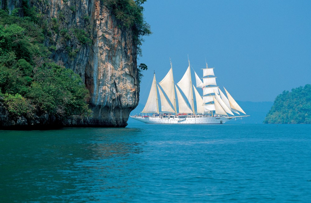 honeymoon planning - choosing a honeymoon - honeymoon - honeymoon planning - 101 Honeymoons - Sailing a tall ship