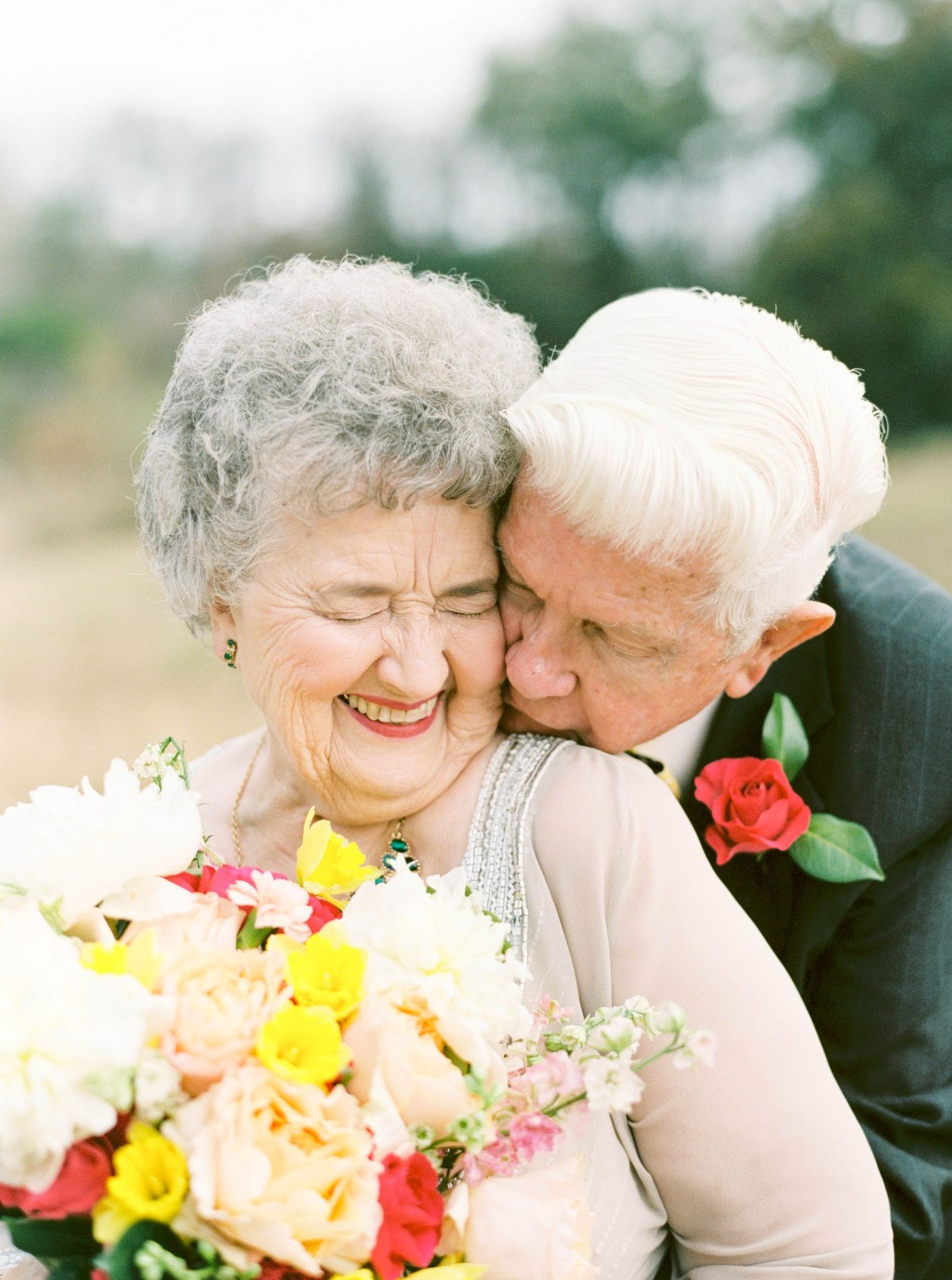 Marriage - lasting Marriage - long term love - growing old together - marriage goals - marriage milestones - Love The Nelsons