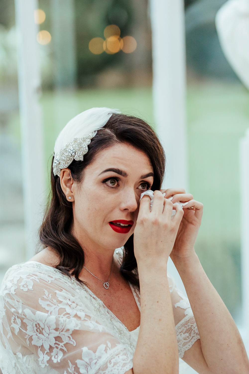 Vintage inspired Irish Wedding