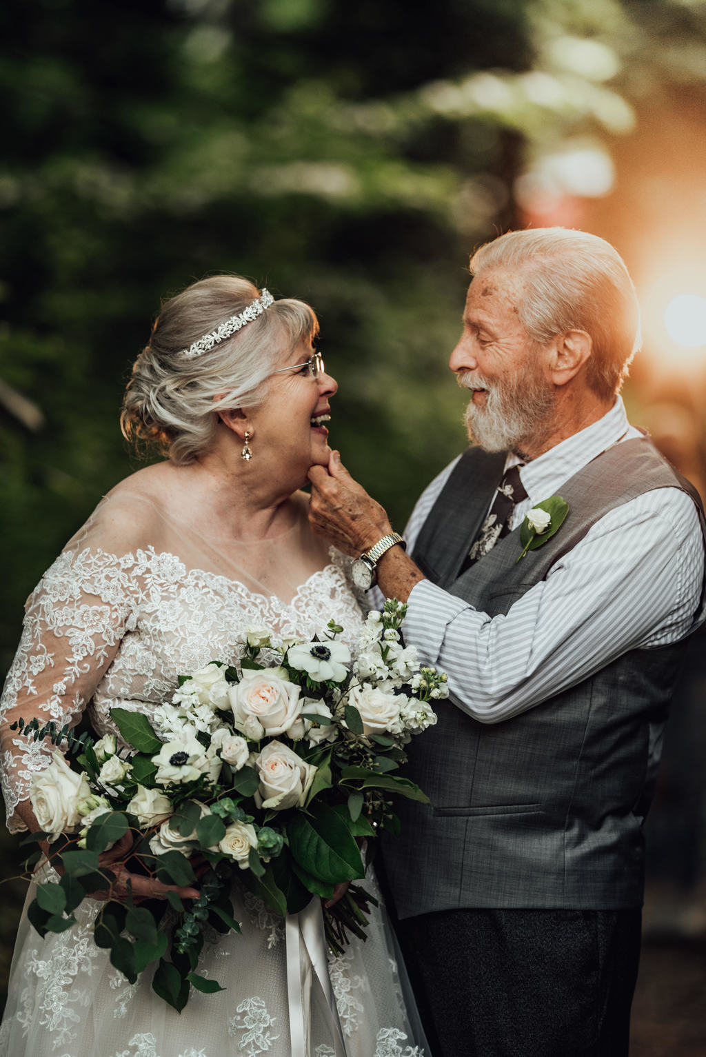 60 years married