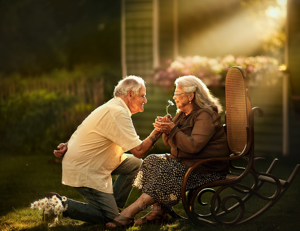 The beauty of Growing Old Together - UK Wedding Blog - Plans and Presents