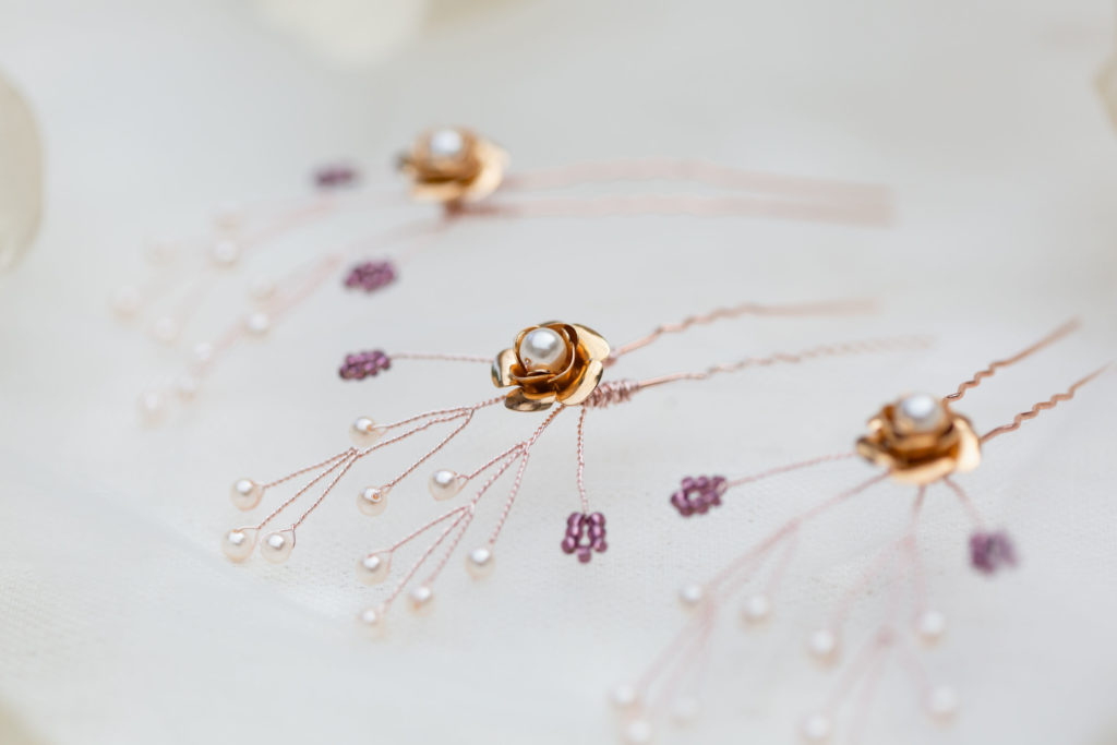 bridal accessories - Dreaming Spires collection - Glorious by Heidi - Orla