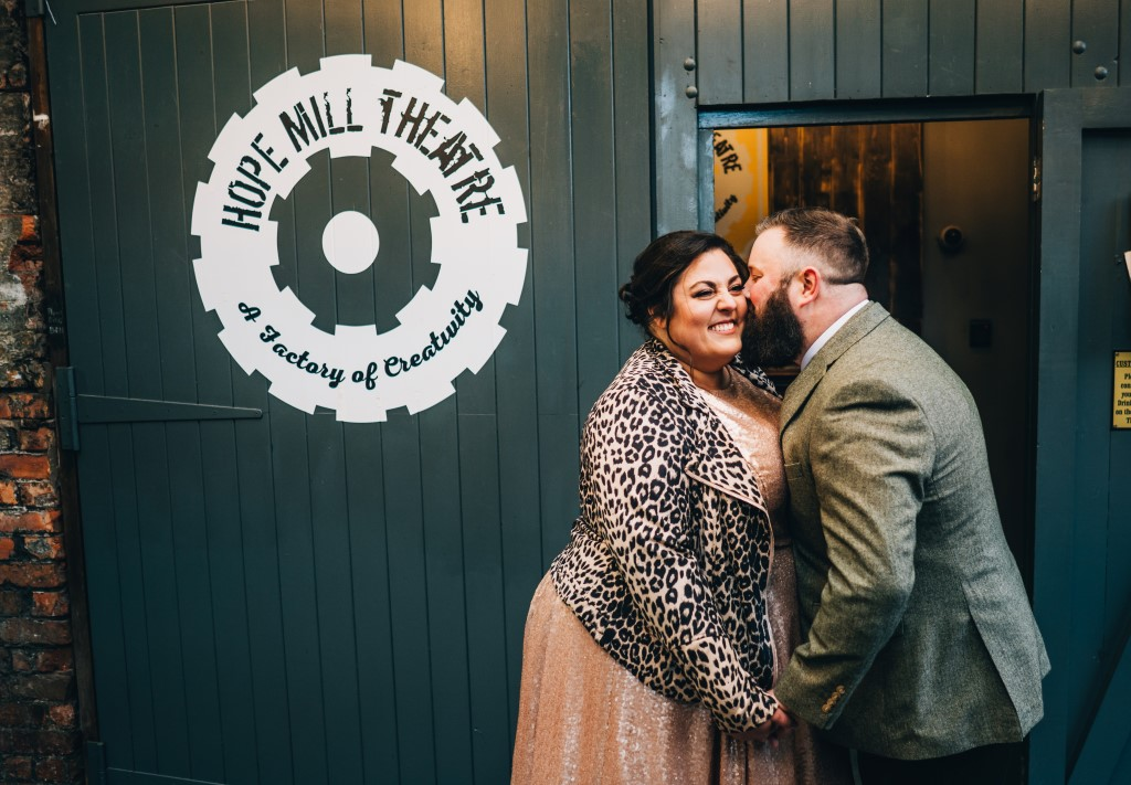 quirky Manchester wedding , Rachel Joyce Photography