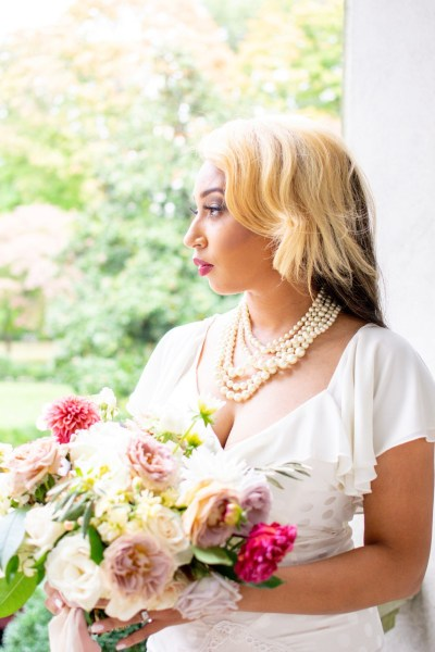 Focusing on precious bridal moments - A Walk on the Bride Side
