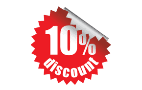 Save 10% On First Service