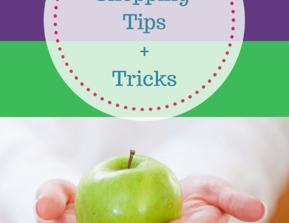 Clean Eating Grocery Shopping Tips+Tricks