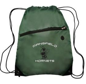 Green String Bag