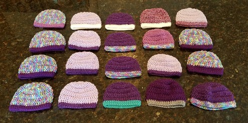 hats for donation