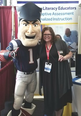 Pat Patriot!