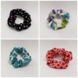 Assorted scrunchies - $2 each