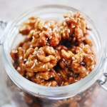Candied Walnuts 琥珀核桃