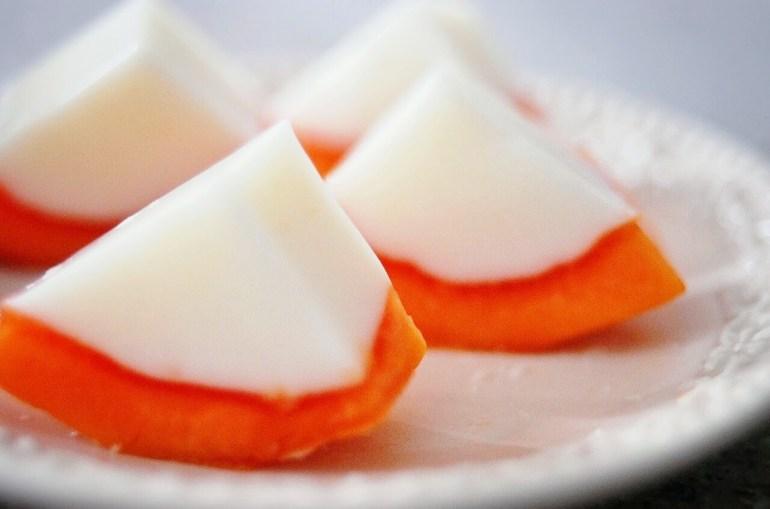 Recipe - Papaya Milk Custard