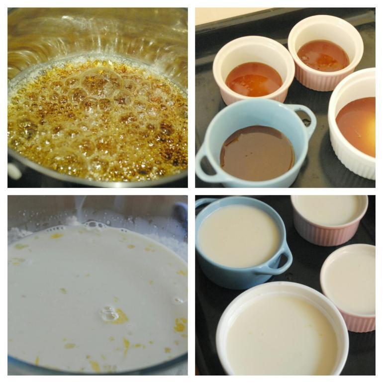 Recipe -Crème caramel