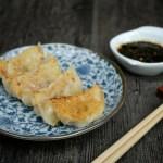 Kimchi Gyoza (Dumplings) 泡菜日式餃子
