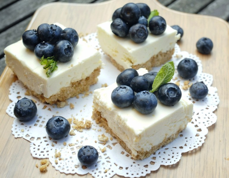 Recipe- No Bake Mascarpone Cheesecake