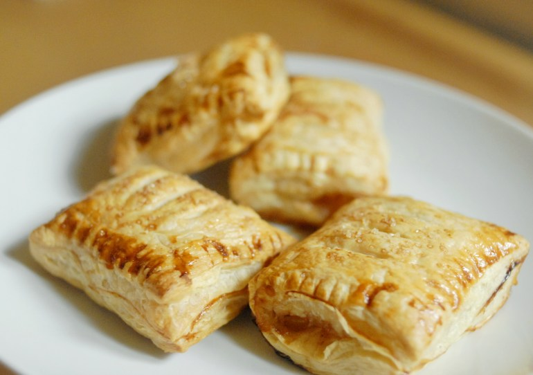 Mini Apple Pies / Turnovers