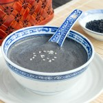 Black Sesame Sweet Soup 簡易芝麻糊