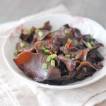 Black Fungus Salad 涼拌黑木耳