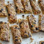 Healthy Flapjack / Energy Bars 燕麥能量條
