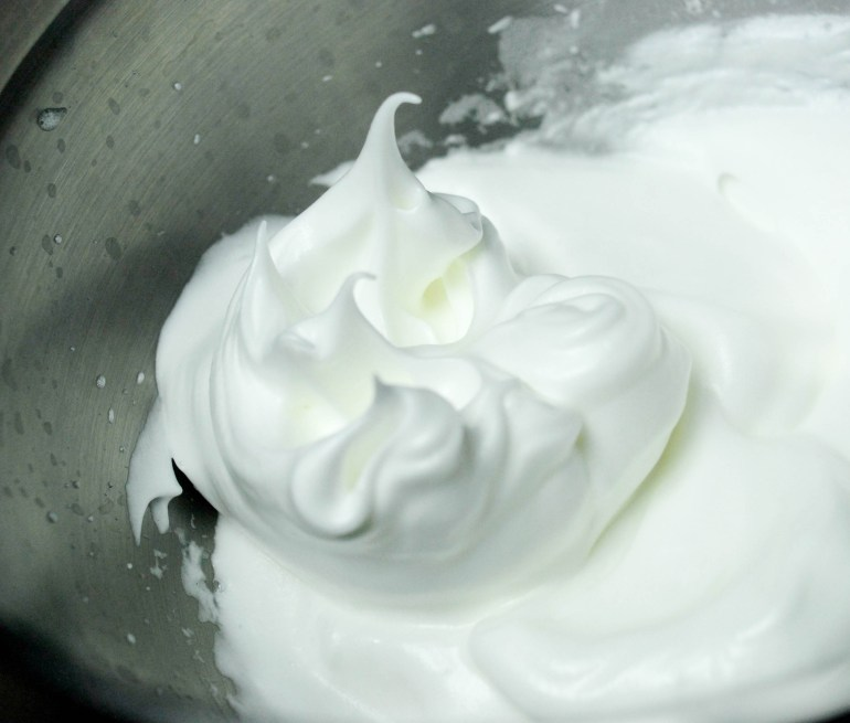 How to Beat Egg Whites