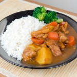 Japanese Curry Rice 日式咖哩飯