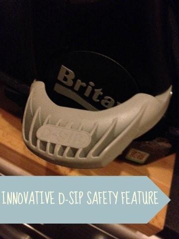 BRITAX D-SIP TECHNOLOGY